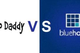 bluehost与GoDaddy哪个好?美国主机对比评测!